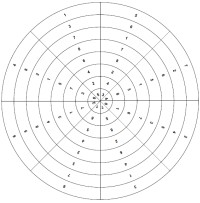 solution Circle Sudoku image