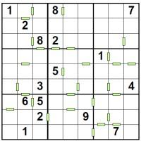 start Consecutive Sudoku image