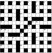 start Crossword image