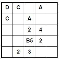 start Graeco-Latin Sudoku image