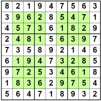 solution HyperSudoku image