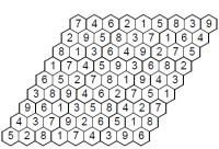 solution Isosudoku image