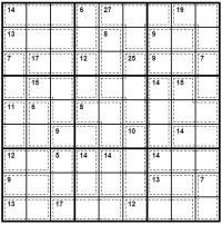 start Killer Sudoku image