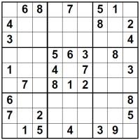 start Sudoku image