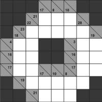 Buy kakuro puzzles - Kakuro cross sums combinations table ...