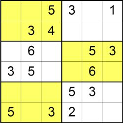 Sudoku  Kids Printable on Kids Sudoku