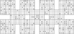 Superb image with mega sudoku printable