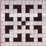 Kids Crossword
