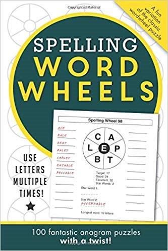 spelling wordwheels