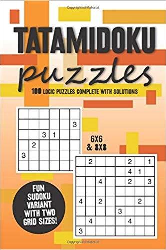 tatami-doku puzzle